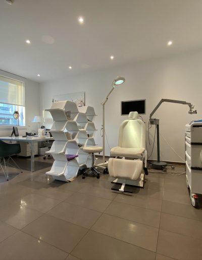 Cabinet du Docteur Brice Carlot, chirurgien maxillo-facial - stomatologue, à la Clinique Saint George à Nice