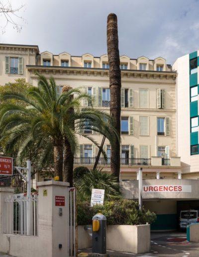 Clinique du parc Impérial à Nice