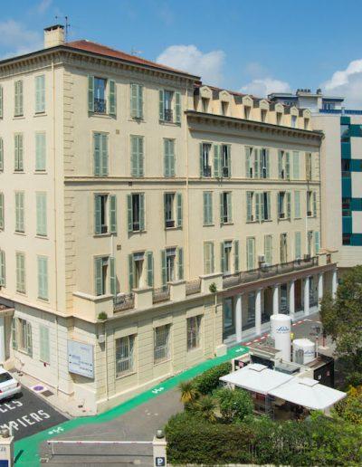 La Clinique du Parc Impérial à Nice